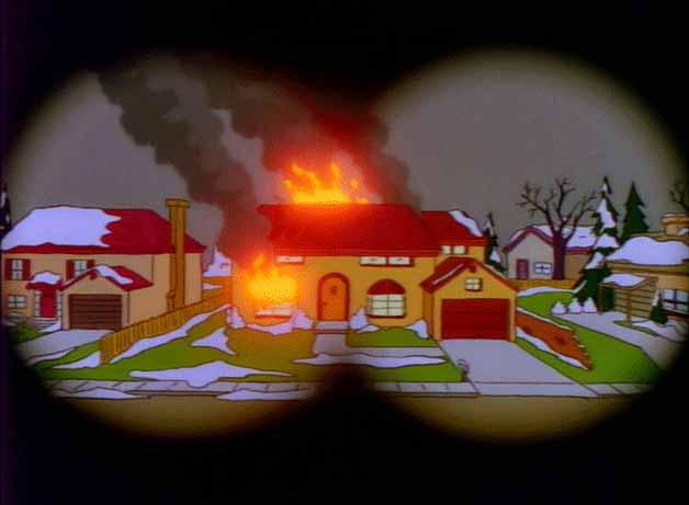 Dina Kelberman Simpsons Gifs 2010 Ongoing